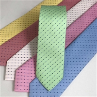 B4253-4255 ZAZZI Pin Dot Ties