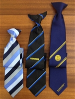 Club & corporate clip-on ties