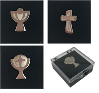 Boy's Communion Pins