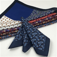 Fancy Silk Pocket Squares