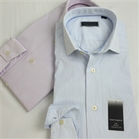 PE0454 Peter England Tailored Fit Striped Shirt