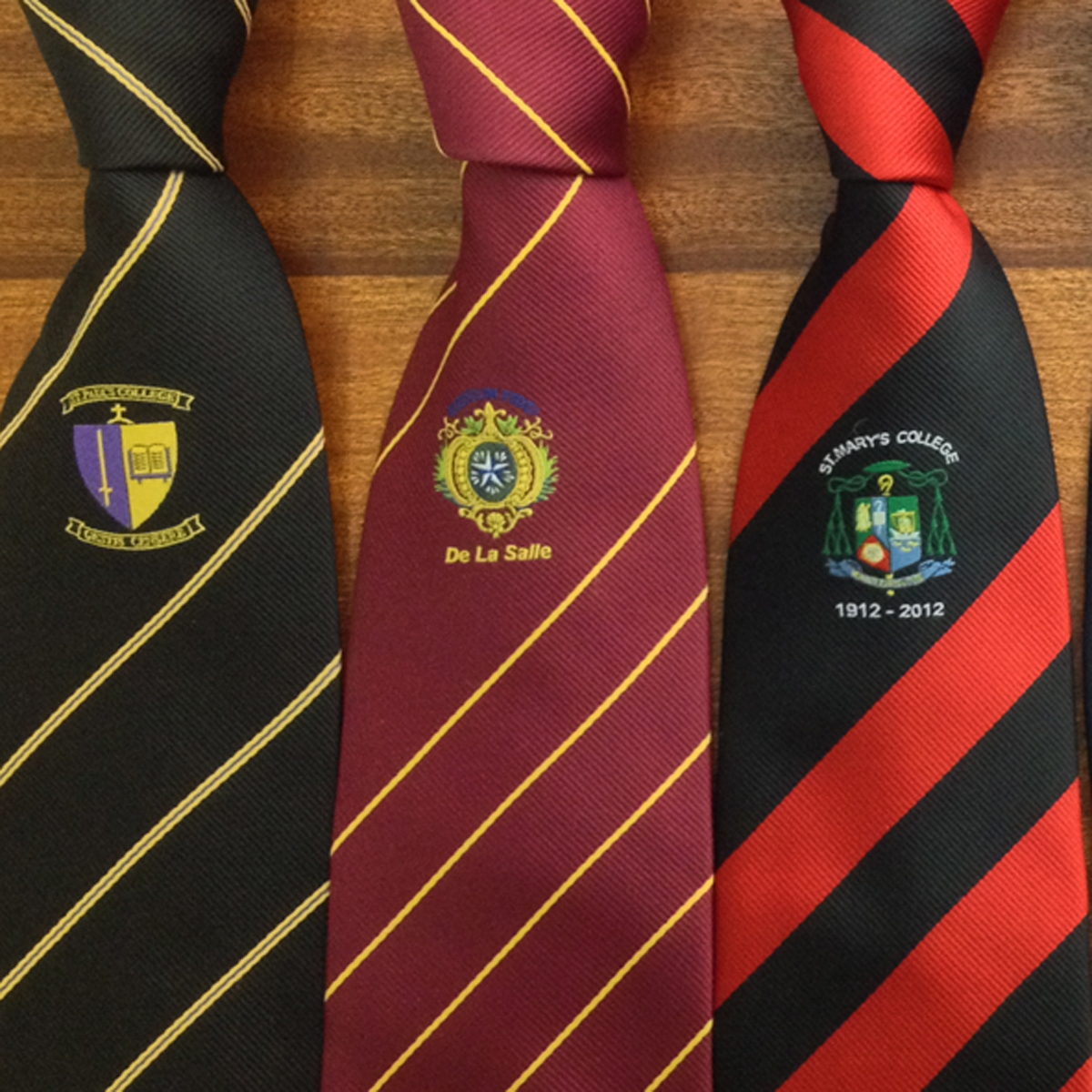 Club corporate ties schools ccuart Gallery