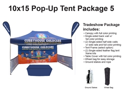 10 X 15 OUTDOOR EVENT PACKAGE