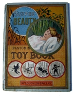 Antique Movable Book PANTOMIME TOY BOOKS
