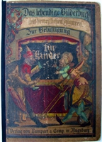 German movable book