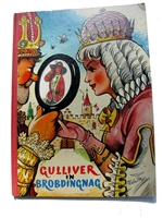 Kubasta  Gulliver In Brobdingnag - Pop-up Book - VG