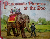 Panoramic Pictures at the Zoo - Pop-up AND Panorama