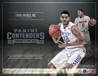PICK A PACK 2015-16 Contenders Draft BK