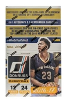 PICK A PACK 2016-17 Donruss BK