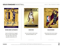 PICK A PACK 2016-17 Gold Standard