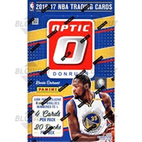 PICK A PACK 2016-17 Optic BK Retail