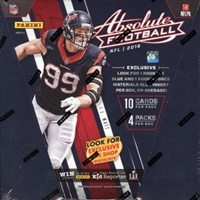 PICK A PACK 2016 Absolute Premium Football