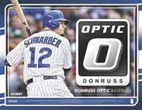 PICK A PACK 2016 Donruss Optic Baseball