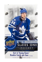PICK A PACK 2017-18 Upper Deck Hockey Series 1