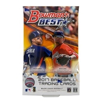 Pick a Pack 2017 Bowmans Best Baseball
