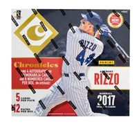 Pick a Pack 2017 Chronicles Baseball