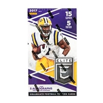PICK A PACK 2017 Elite Draft College