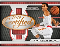 PICK A PACK 2018-19 Certified BK