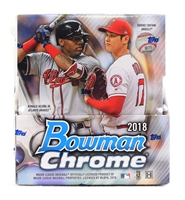 PICK A PACK 2018 Bowman Chrome Baseball HOBBY