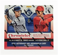 Pick a Pack 2018 Chronicles Baseball