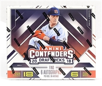 Pick a Pack 2018 Contenders Draft Baseball