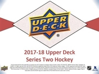 PAP 2017-18 Upper Deck Hockey Series Two #1