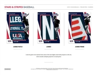 PAP 2019 Stars and Stripes Baseball #2