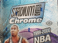 PAP 1999-00 Stadium Club Chrome BK #1