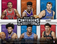 2018-19 Contenders BK Box Break #19 DOTD (2 teams)
