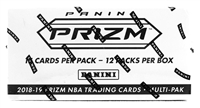 2018-19 Prizm Super Value Box Break #12 DOTD (2 teams) Loaded with Silvers