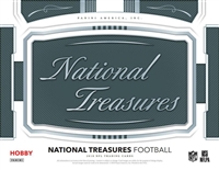 2018 National Treasures 4 Box Case Break #13 (1 Team)