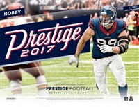 PICK A PACK 2017 Prestige Football