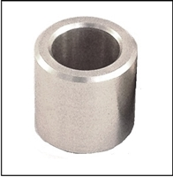 Steel bushing for the gearshift or throttle lever or the magneto on various Mercury outboards