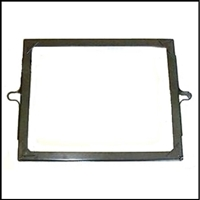 Show-quality battery hold-down frame for 1954-55 C-Series trucks and 1956 models with 6 volt systems