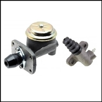 Clutch release master cylinder and clutch slave cylinder for 1957-1960 Dodge trucks