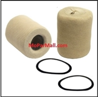 """Sock-Type"" Oil Filter Cartridge Set for 1936-1947 Dodge & Plymouth Truck"