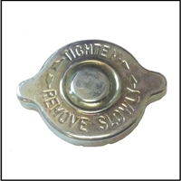 Un-pressurized radiator cap for 1941-48 Plymouth, Dodge and DeSoto and 1941-48 Chrysler Royal - Windsor
