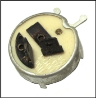 Reverse light switch assembly for 1960-61 Dodge Polara; 1962-64 880; 1960-61 DeSoto; 1960-64 Chrysler and 1960-64 Imperial with auto trans