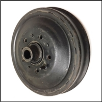 "11"" ID rear brake drum/hub assembly for 1955-56 Plymouth"