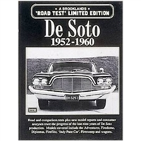 DeSoto 1952-1960 Road Test Limited Edition