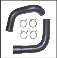 Radiator Hose & OE-Style Clamp Set for 1960-1966 Imperial