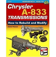 The ultimate book on rebuilding and modifying the venerable Chrysler 4-speed