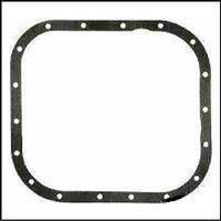 Fresh oil pan gasket for 1954-61 Plymouth - Dodge - DeSoto - Chrysler - Imperial with PowerFlite (2-speed) and TorqueFlite (3-speed) automatic transmissions