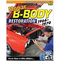 This book offers an in-depth resource for restoring 1966-70 Belvedere - GTX - Charger - Coronet - RoadRunner - Satellite - SuperBee