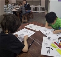 July 16 - 18 Comic Creations Workshop