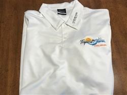 Tropical Shores Steel drum Polo