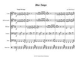Blue Tango (download only)