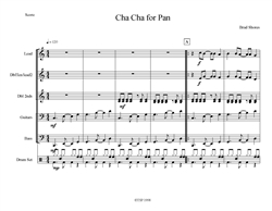 Cha Cha for Pan (download only)