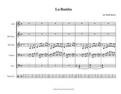 La Bamba (download only)