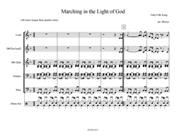 Marching in the Light of God (download only)